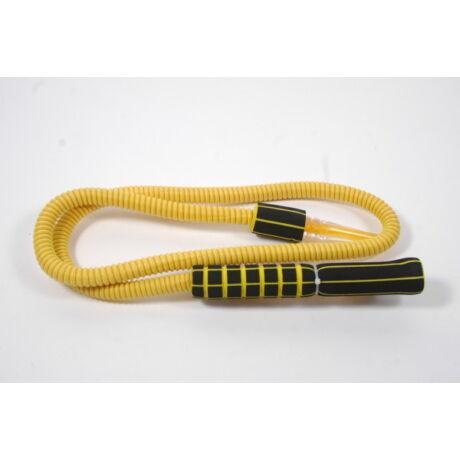 Hookah Pro Grip mosható szívócsõ - sárga