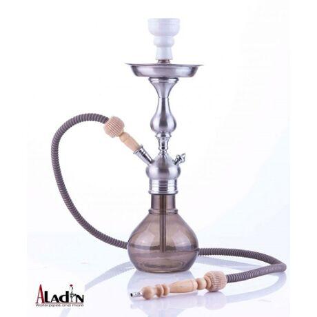 Aladin Barcelona vízipipa - szürke