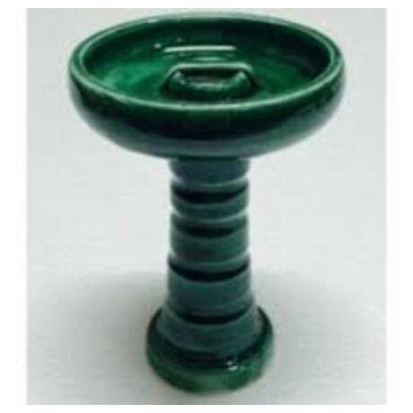 Cascade Phunnel kerámia dohánytölcsér - zöld