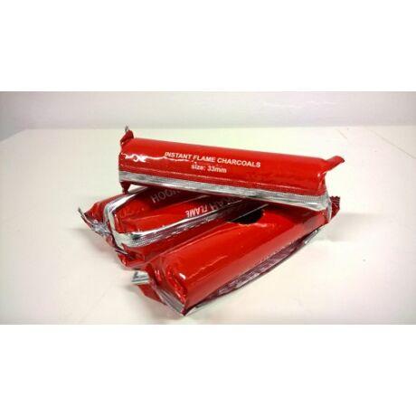 Hookah Flame szén (33mm) - 10darabos csomag