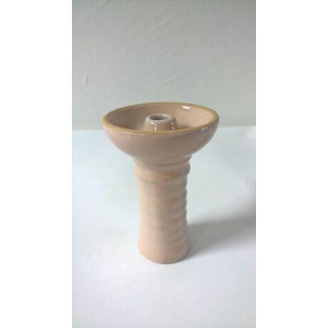 Hookah Flame mini phunnel kerámia dohnytölcsér - fehér