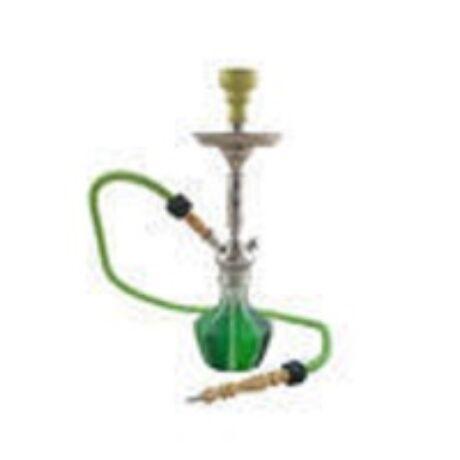 Aladin Mogadishu vízipipa - zöld