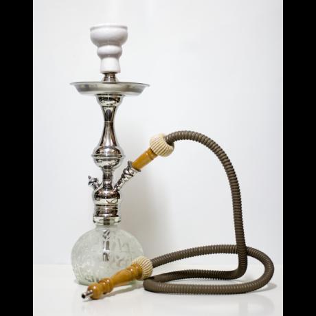 Aladin Evolution Koufy vízipipa - 43 cm - fehér