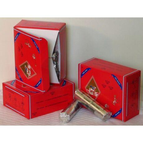 Three Kings Faszén (33mm) - 100 darabos box