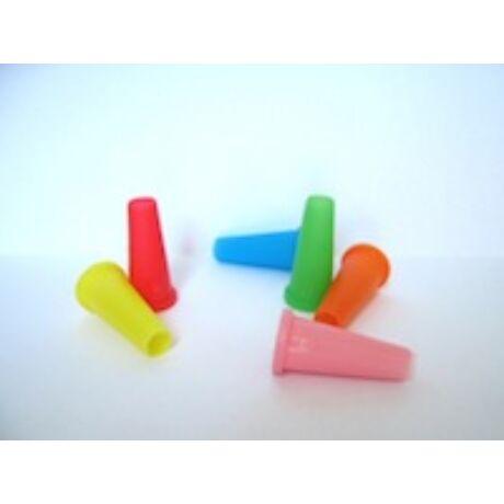 színes szipka - csõre helyezhetõ - 1 darab