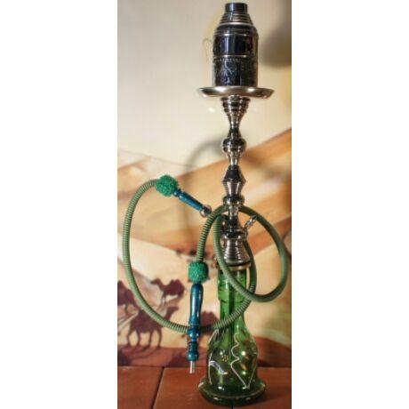Top Mark vízipipa - 82 cm - zöld