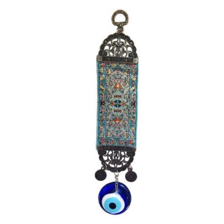 Falidísz Allah szeme amulettel