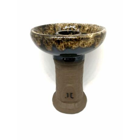 JJ Phunnel vízipipa kerámia - barna