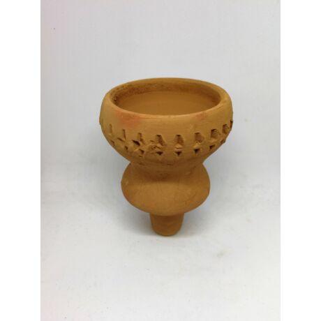 Agyag vízipipa kerámia szír vízipipához