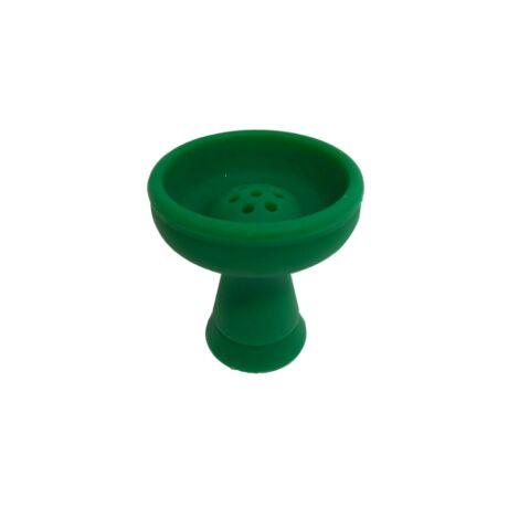 Hookah Flame szilikon bowl vízipipa kerámia - zöld