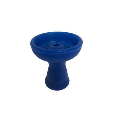 Szilikon Phunnel vízipipa kerámia - kék