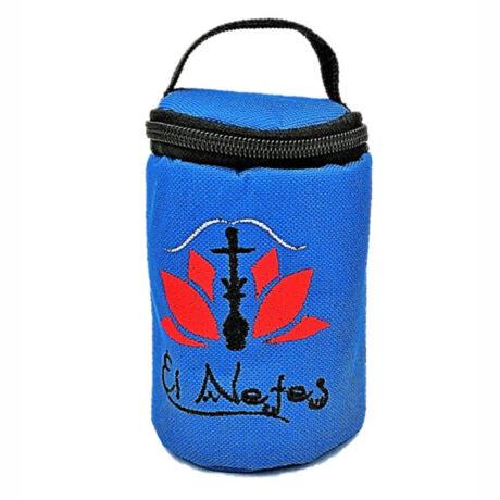 El Nefes dohánytölcsér táska - Kék