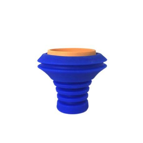 Hookah Flame Fusion ball vízipipa kerámia - kék