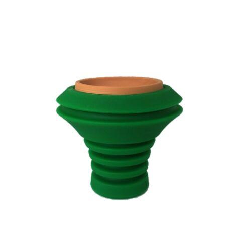 Hookah Flame Fusion ball vízipipa kerámia - zöld