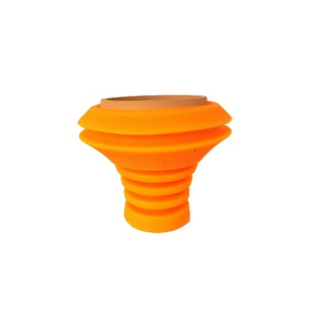 Hookah Flame Fusion ball vízipipa kerámia - narancs