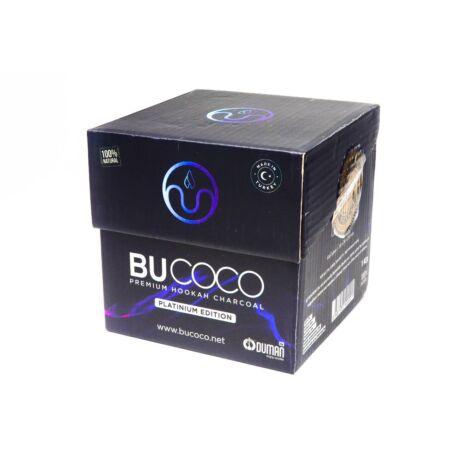 Bucoco prémium vízipipa szén - 1kg