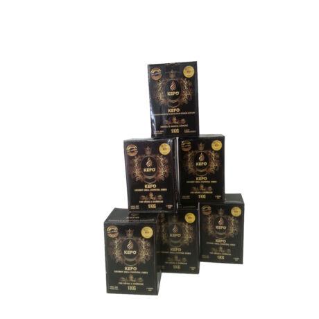 KEFO kókusz vízipipa szén - 1 kg