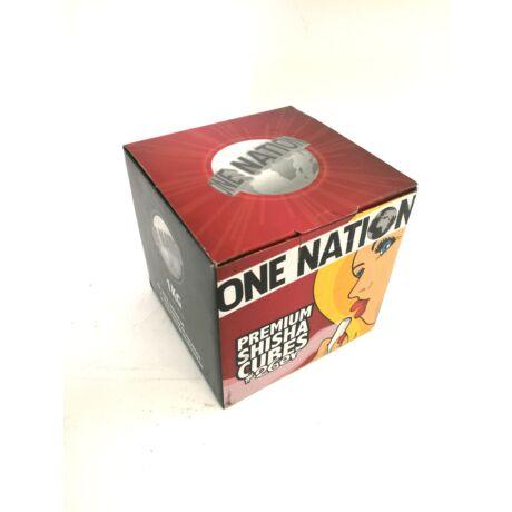 One Nation vízipipa szén  - 1kg