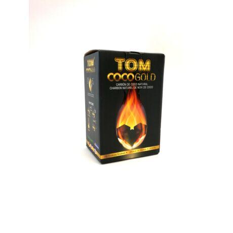 Tom cococha premium Gold vízipipa szén - 1kg