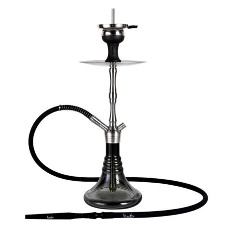 Aladin MVP 460 modell 3 vízipipa szett - fekete