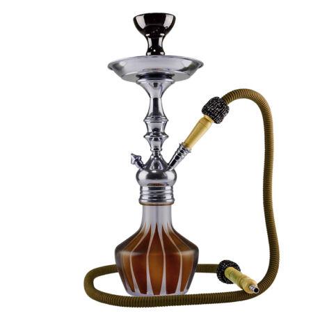 Aladin ROY3 vízipipa - barna