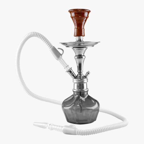 Aladin Tiny vízipipa - fekete