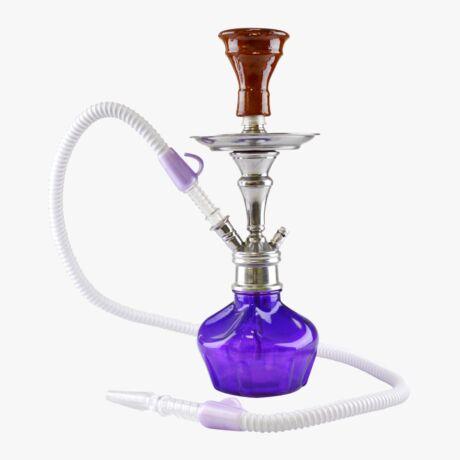 Aladin Tiny vízipipa - lila
