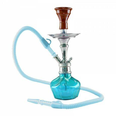 Aladin Tiny vízipipa - türkiz-kék