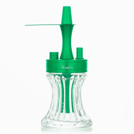 Aladin 2GO vizipipa - Zöld- 23cm
