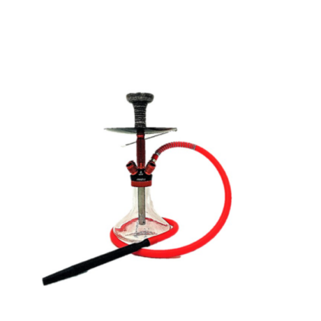 Kefo Armadillo vizipipa -  Piros/Fekete