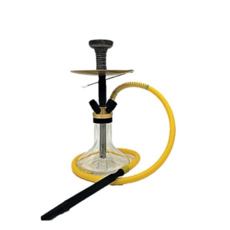 Kefo Armadillo vizipipa -  Arany/Fekete