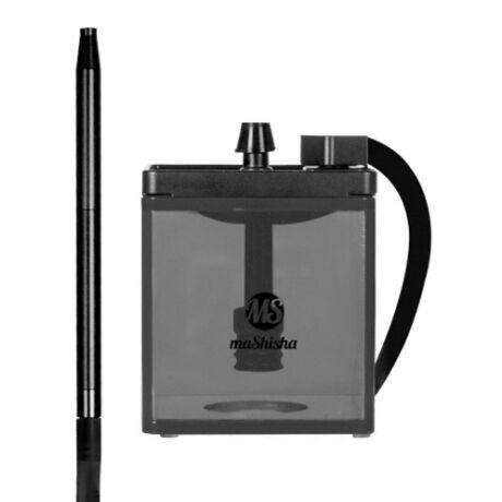 MS Micro vízipipa -fekete