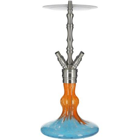 Octopuz Nautiluz vizipipa - Kék/Narancs - 55cm