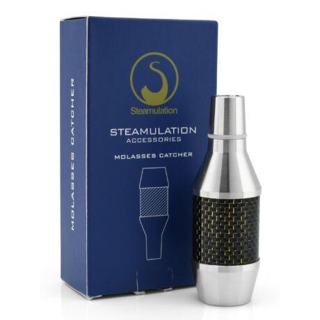 Steamulation melaszfogó - Fekete/- Arany