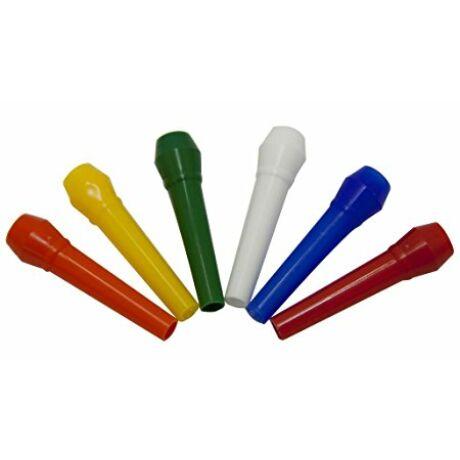 vízipipa szipka -new színes szipka csőbe helyezhető - 1 darab