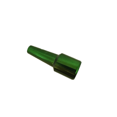 Premium csőkonnektor - sötétzöld