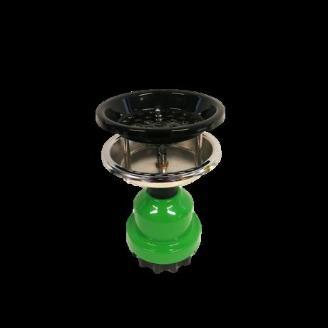 Hookah Flame kemping gázszénizzító - zöld
