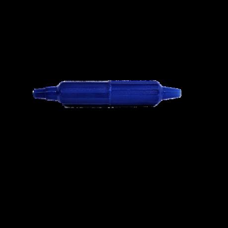 Mini Ice Bazooka Szívófej - kék