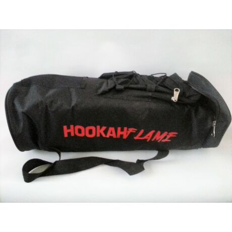 Hookah Flame közepes vízipipa táska
